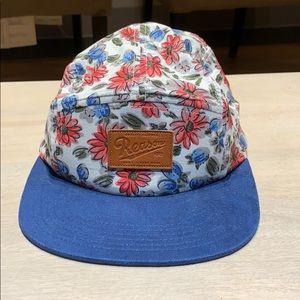UO Reason floral Cap